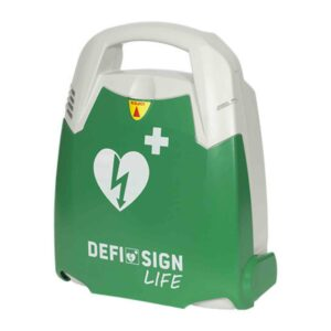 DefiSign AED Hjertestarter