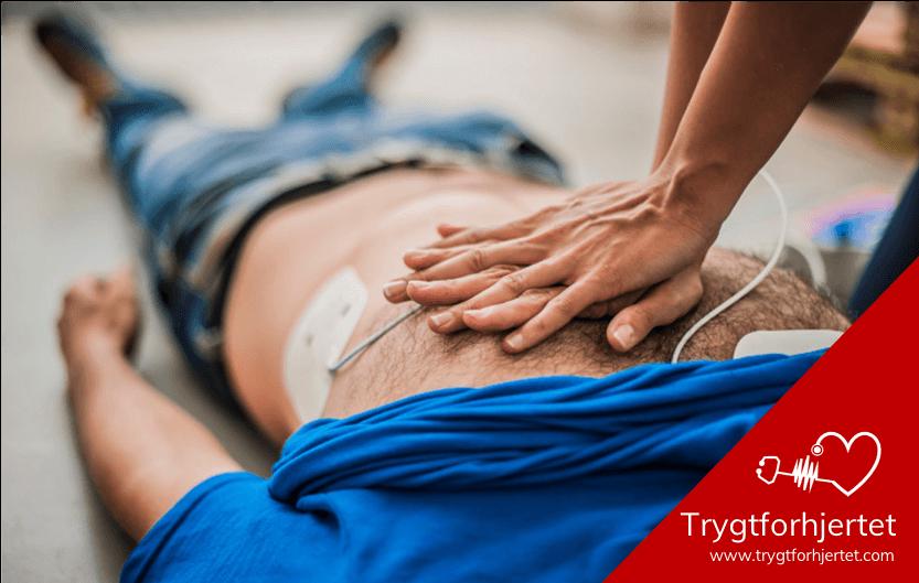 Online livreddende førstehjælpskursus